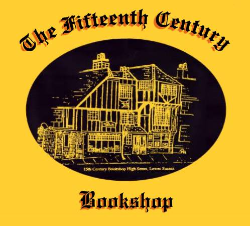 15th Century Bookshop Logo
