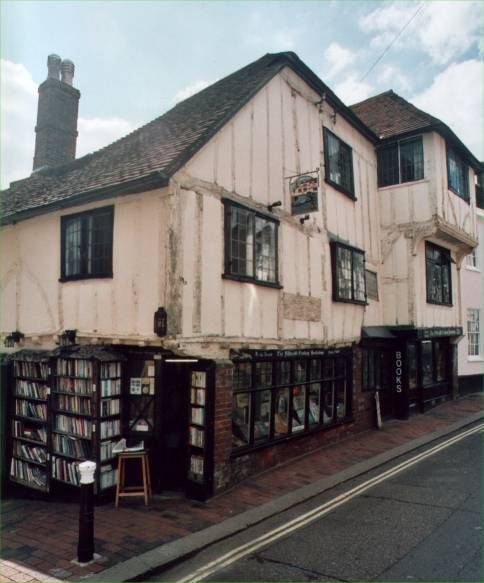 15th Century Bookshop Photo